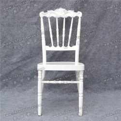 Белый свадебный банкет стул садовой мебелью (YC-A07W)