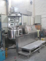 mélangeuse, homogénéisateur vide Making Machine à la crème, crème Machine émulsifiant vide