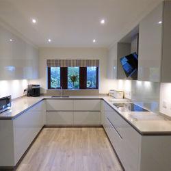 Le Ghana modulaire de conception moderne des armoires de cuisine fait sur mesure