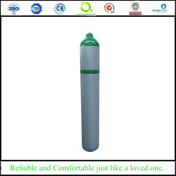 En acier sans soudure de l'hydrogène oxygène bouteille de gaz CO2 des vérins de GNC