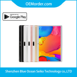 10.1pouces, Quad Core 8.0 Android Tablet PC 3 Go de RAM 32 GO ROM MTK6580, 1,3 GHZ comprimés double caméra WiFi