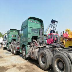 Marque HOWO chinois 2015 année de la machinerie de construction lourde utilisé le tracteur