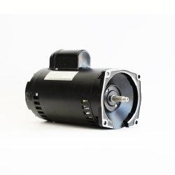 Voll bewertetes HP 1.5 vereinigen Pumpen-Bewegungsquadrat-Flansch 3450rpm