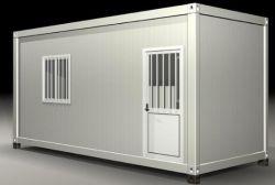 20 FT 기숙사 /Office를 위한 Prefabricated /Prefab 모듈 콘테이너 집