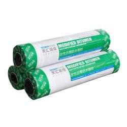 materiale impermeabile bituminoso modificato polimero di 3.5mm/4.5mm Sbs/APP per la piattaforma concreta del ponticello ferroviario (membrana di Bitumin di alta qualità)