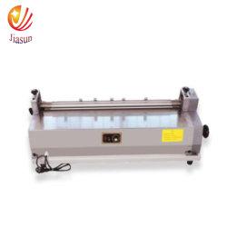 Полуавтоматическая для настольных ПК из нержавеющей стали Холодный клей для склеивания машины (JS720)