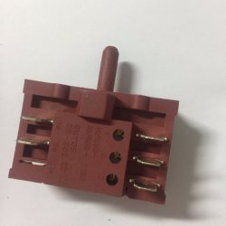 10A 250V de Elektro Roterende Schakelaar van de Oven