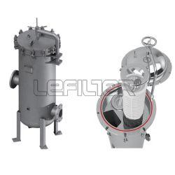Industrielle de l'eau à débit élevé pour le traitement de l'eau du boîtier de filtre