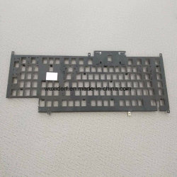 Het precisie Aangepaste Laptop Toetsenbord CNC die van het Aluminium het Toetsenbord van het Roestvrij staal van het Aluminium machinaal bewerkt