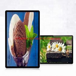 32''mmultimedia el reproductor de vídeo Pantalla elevador de pasajeros de Ad de red WiFi Full HD LED de color Digital Signage LCD TFT mostrar