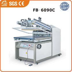 Fb-6090c flaches Bett Slik Bildschirm-Drucken-Maschine mit Cer
