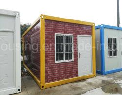 Het economische Geprefabriceerde Modulaire Huis van de Container van de Bouw van het Huis Prefab