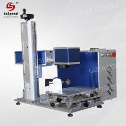 Plastique de haute qualité des matériaux machine de marquage au laser CO2 pour marquer tous les type de plastique