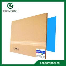 Ctcp de doble capa de tinta para impresión offset de la placa