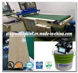 La Chine fournisseur de peinture UV brillant très clair de revêtement de rideau pour le contreplaqué Conseils MDF Panneaux de particules