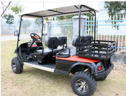 Ec007 горячей продать отель пневматической тележки и электрического поля для гольфа с пневматической тележки груза