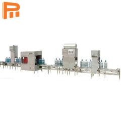 3 جالونات 5 جالونات من ماكينة ملء مياه الشرب النقية غسالة آلية منع تسرب التعبئة آلة تعبئة خط الإنتاج