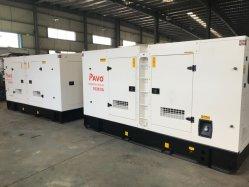 163kVA/130kw per il gruppo elettrogeno a basso rumore di potenza di motore diesel del banco Genset