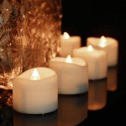 Tealight LED tipo vela Flameless mágico