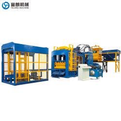 Le béton de ciment hydraulique automatique Finisseur de brique de blocs creux Making Machine pour la vente