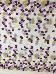 Высокое качество швов в Цветочный дизайн Stamen рельефная вышивка кружева для проведения свадебных платьев