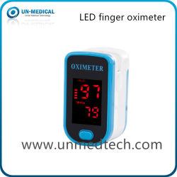 De nieuwe Digitale Handbediende Impuls Oximeter van de Vinger voor het Gebruik van het Huis