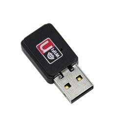 Adattatore senza fili del USB di Edup di sostegno di adattatore del USB di Gainstrong 150Mbps 7601 WiFi ed antenna dell'adattatore del USB WiFi