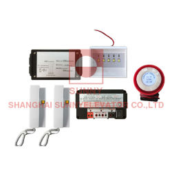 De Telefoon van de Intercom van de Telefoon van de lift voor de Lift van de Passagier (Sn-pH01-3)
