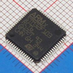 Microcontrôleurs ARM STM32F103RCT6 IC STM32F103RCT6TR