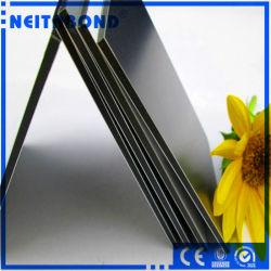 Revêtement intérieur PE Partition de panneaux muraux composite en aluminium