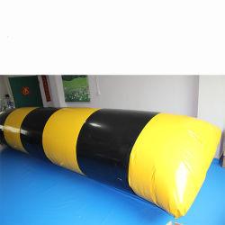 膨脹可能なカタパルト水塊の跳躍の発射パッド