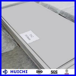 Os fabricantes da China comercialmente puro Grau 1 Placa de titânio