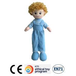 Doll Van uitstekende kwaliteit van de Doek van Doll van het Vod van het Meisje van het Ballet van Doll van de Pluche van de douane Met de hand gemaakt