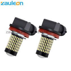H11/H16/H8 Lâmpadas das Luzes de nevoeiro LED DRL 6000K branco com lâmpadas de xénon