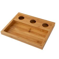 Cremagliera di spezia, organizzatore della cremagliera di spezia, cremagliera di spezia della cucina, insieme della cremagliera di spezia, cremagliera di spezia di legno, legno della cremagliera di spezia, caselle di memoria