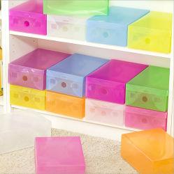 عبوات مخصصة طي هدية إزالة البلاستيك الشفاف PPP PVC PP من الحيوانات الأليفة صندوق التعبئة مع الطباعة/الأحذية/الزهور/التخزين/الهدايا/الفاكهة/سماعات الرأس/الشاشة