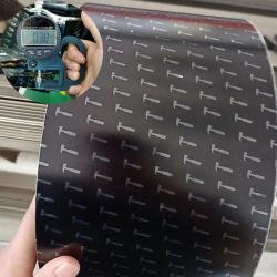 0,4Mm Noir Protecteur d'écran anti choc marteau Nano bouclier de protection de l'écran du rouleau de film matériau TPU+écran Pet folie