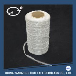 Fio texturizado de fibra de vidro com boa resistência ao desgaste