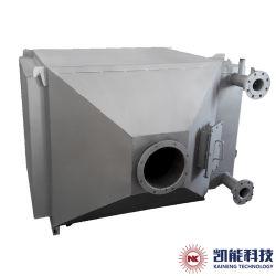 Caldaia lunga dell'elemento di scambio termico del tubo dell'ago di tempo di impiego, caldaia di cascami di calore del tubo dell'ago