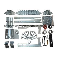 Porte de garage sectionnelles boîtier matériel/Kit de matériel de porte de garage