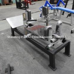 Machine van de Gymnastiek van de Machine van Glute van de Positie van de Apparatuur van de Geschiktheid van de hamer de Professionele Gekantelde
