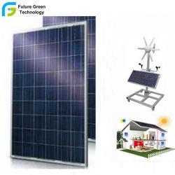 285W de energía solar policristalino panel PV de Calle luz LED