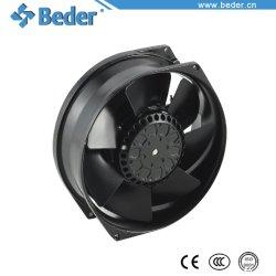 172x150x55mm Noir AC 220V 17055 Ventilateur axial de refroidissement