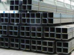 Сварные Q195 углеродистая сталь 25х25мм трубы квадратного сечения грузы