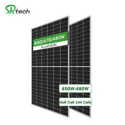 China de alta potencia Jinko Trina Ja Canadian un grado del Panel de célula solar de 400W a 500W 600W de energía fotovoltaica Productos Módulo monocristalino