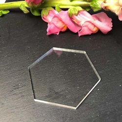 Настраиваемые с шестигранной головкой очистить акриловое стекло пустым выпить чашку каботажных
