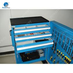 Governo di strumento del carrello del cassetto della cassetta portautensili del garage della cassa di strumento di rotolamento di Powerway