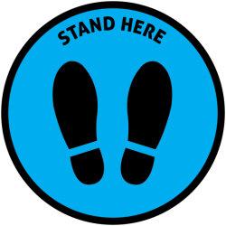방수 도매 UV 보호 지면 도와 스티커