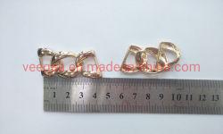 2020 Nouveaux accessoires du vêtement Boucles de ceinture de matériel de fixation boucle (VGU5074-2)