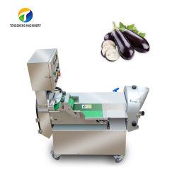 두배 과일 커터 디거 큐브 야채 절단 슬라이스 기계(TS-Q118)